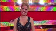 Dancing Stars - Алекс Сърчаджиева за любовта 25.03.2014г