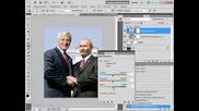 Фотомонтаж_ Замена лица в Photoshop Cs5