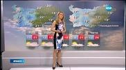 Прогноза за времето (09.05.2015 - централна)