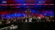 Royal Rumble 2011:john Morrison се прави на Спайдер - Ман