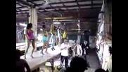 Farenheit/ Sean Paul/ Jigzagula - Hitem Video Shoot!