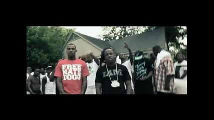 * Trouble & Waka Flocka Flame & Yo Gotti & Trae Tha Truth - Bussin (remix) *
