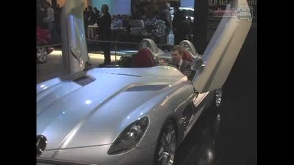 New Mercedes Slr 2009