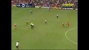 Liverpool - United 4:0 Steven Gerard Гол