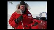 (цяла серия)Top Gear експедиция северния полюс (част 2)