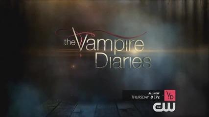 Промо към 12 епизод Сезон 6 - The Vampire Diaries - Prayer for the Dying