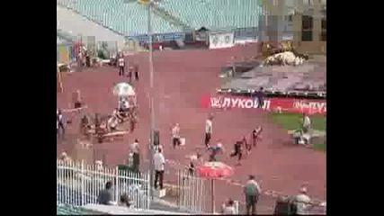 Световно Първенство 2008 София
