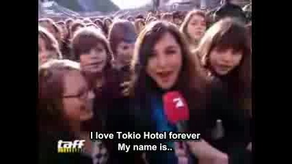 Tokio Hotel - 10.03.08 - Pro7 - Taff - Graduation(engl.subs)