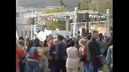 Площад хаджи Димитър - Сливен