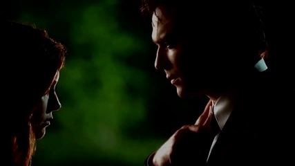 Delena - Look After You + Превод