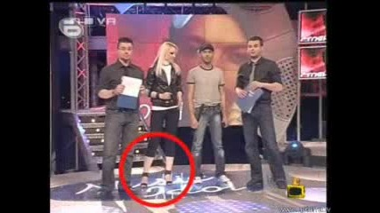 Гафове в Music Idol & Пей с мен -=Господари на ефира 05.05.2008=-