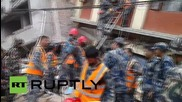 Nepal: Rescue operation continues amid aftershocks