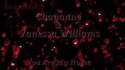 Chayanne & Vanessa Williams - You Are My Home / превод /