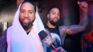 The Usos are ready to run through the Raw Tag Team division: WWE.com Exclusive, April 15, 2019