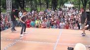 Qualifications European Street Masters Jam 2015 - Battle 1