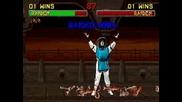 Mortal Kombat - Raiden Fatality