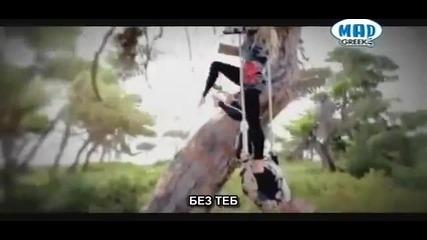 Greek hit Panos Kiamos - Apo Deutera (official Video Clip)