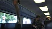 Вижте как да пътувате във влак безплатно, без дори да ви забележат