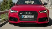 Звяра на Пътя Audi Rs 6 Avant