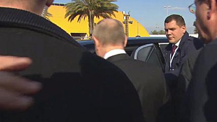Israel: Putin arrives in Tel Aviv to participate in Holocaust memorial events