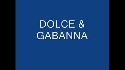 Dolce & Gabanna - Armani