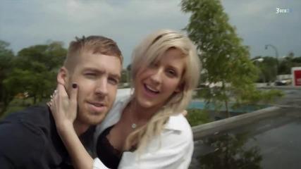 Ellie Goulding - Burn ( Неофициално Видео ) + Превод