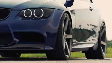Красиво Бмв M3 с джанти Vossen Wheels
