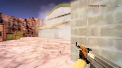 Xperia Play 2011: f0rest vs M5 ( Counter - Strike 1.6 )