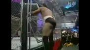Kane vs Snitski[ Кейн иска да направи задушаващо на Триш]
