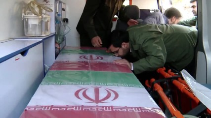 Iran: Funeral held for six Iranian soldiers killed in Syria