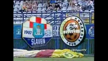 23.07 Славен Белупо - Милан Куманово 8:2 Лига Европа