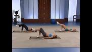 Тотална тренировка за топене на мазнини, извайване на коремни мускули 1