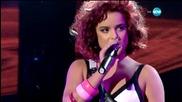 Ева-Мария Петрова - X Factor Live (29.10.2015)