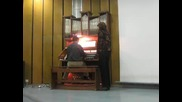 Доменико Дзиполи - Пасторал (мое изпълнение)