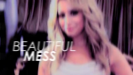 Ashley Tisdale {beautiful mess}