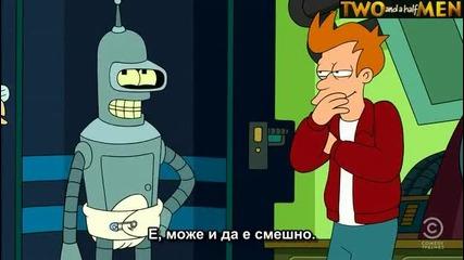 Futurama С06 Е23 + Субтитри