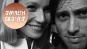Gwyneth Paltrow is engaged to Glee co-creator