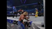 Edge & Rey Mysterio Vs.john Cena & M.hardy