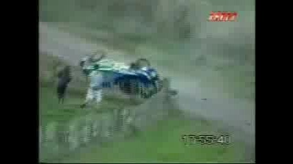 Wrc Crash Compilation