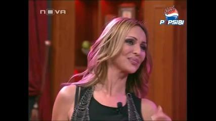 Глория - До последната сълза в шоуто на Иван и Андрей