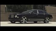 Bentley Mulsanne on 24_ Invictus-z Lexani Wheels