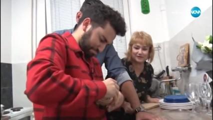 Лили Вучкова посреща гости - Черешката на тортата (11.12.2018)