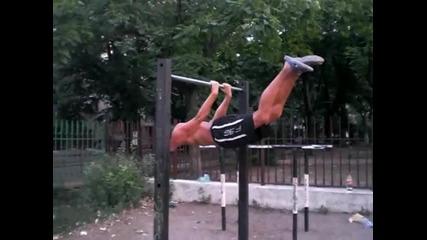 Street Fitness - Bulgaria (vidin)