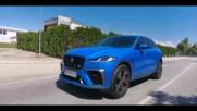 Офроуд мъчението: King Of Hammers и новият Jaguar F-Pace SVR - AutoFest S05EP23