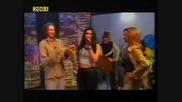 Бг Рок И Черина - Стъпки - на живо, интервю - Тв Канал2001 - 2002