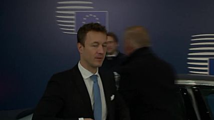 Belgium: 'Divorce papers on the table' - EU ministers discuss draft Brexit agreement