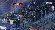 Lazio 0 - 1 Levski