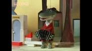 Крокодила Гена - Песничката