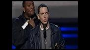 Eminem - The Grammy Awards 2011 - Winner - Best Rap Album - Recovery