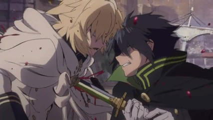 Owari No Seraph-it has begun